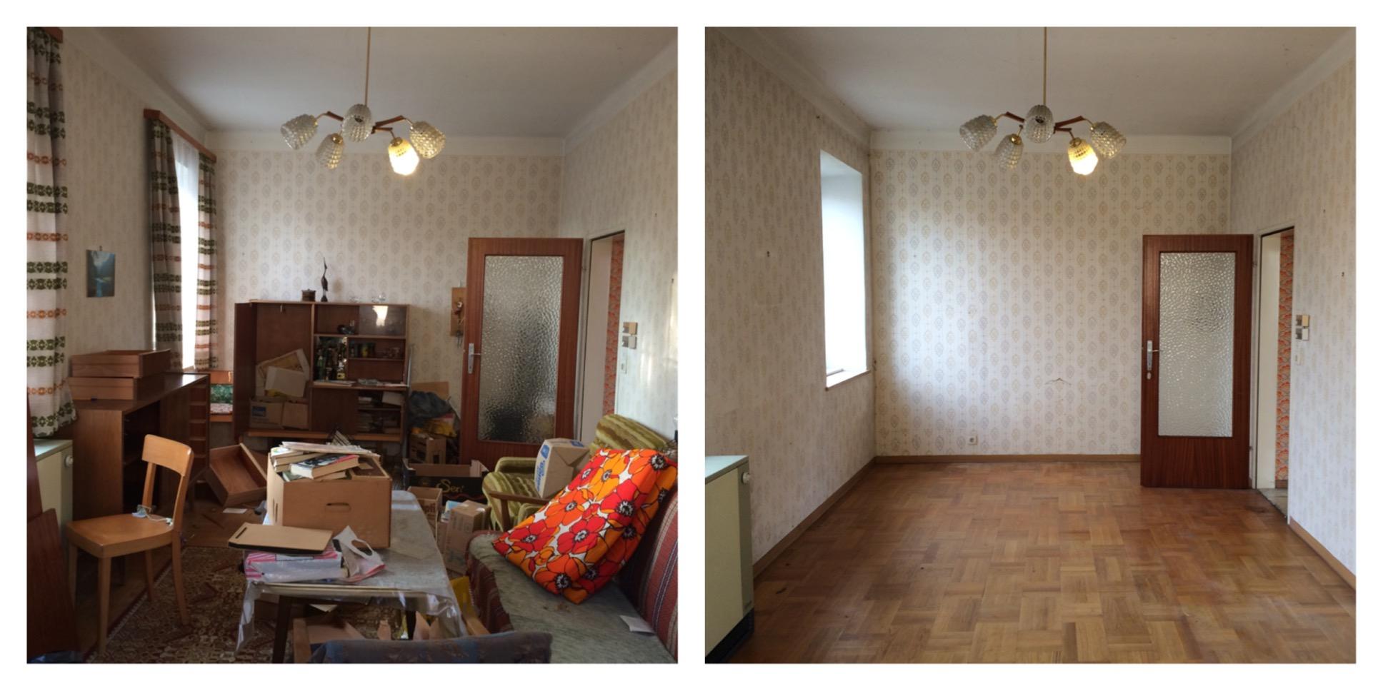 wohnungsr umung entr mpelung linz und ober sterreich mytrans. Black Bedroom Furniture Sets. Home Design Ideas